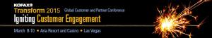 Kofax Transform 2015 @ Aria Resort & Casino | Las Vegas | Nevada | United States